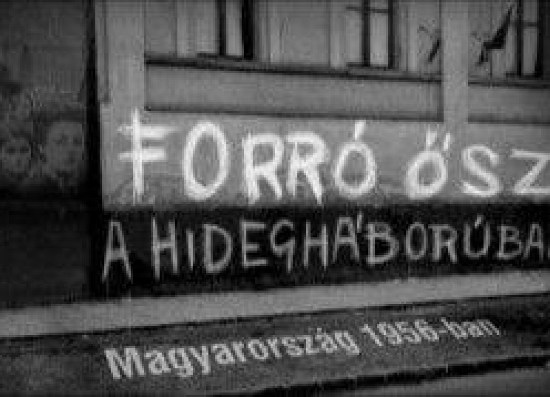 A fiery autumn in the cold war   hungary in 1956