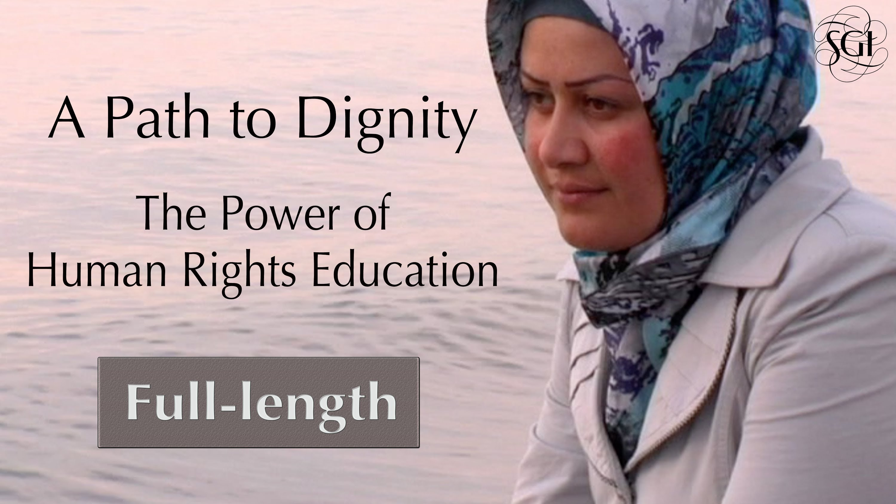 A path to dignity the power of human rights education