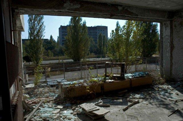 A sunday in pripyat