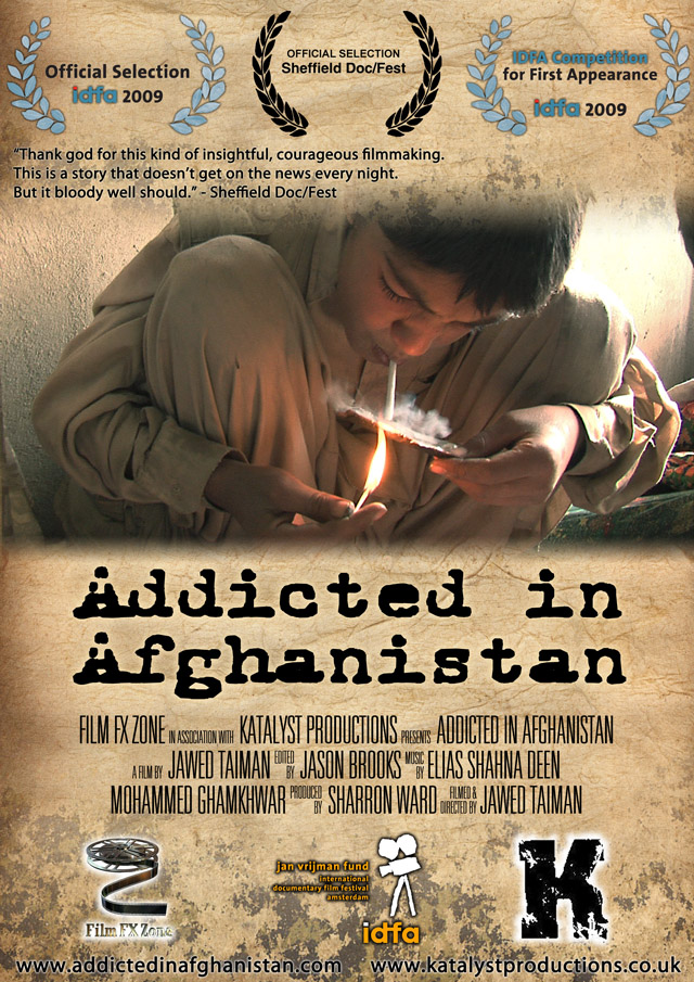 Addicted in afghanistan