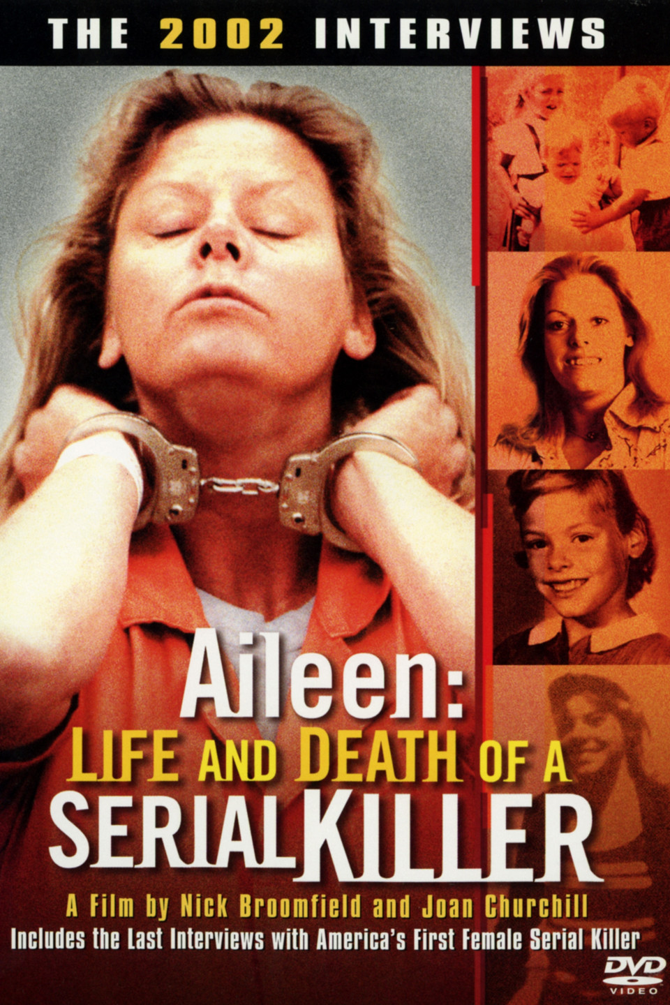 Aileen life and death of a serial killer