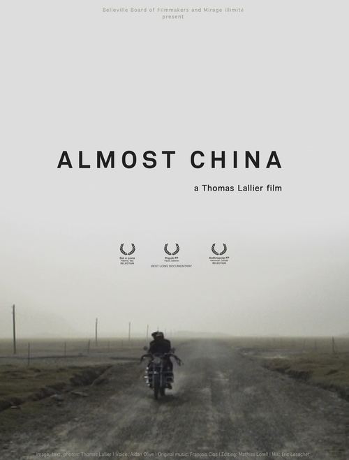 Almost china