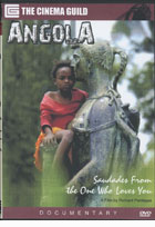 Angola saudades from the one who loves you