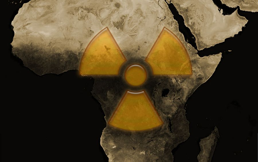 Atomic africa