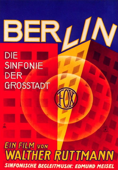 Berlin symphony of a great city opus 1