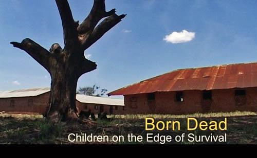 Born dead children on the edge of survival