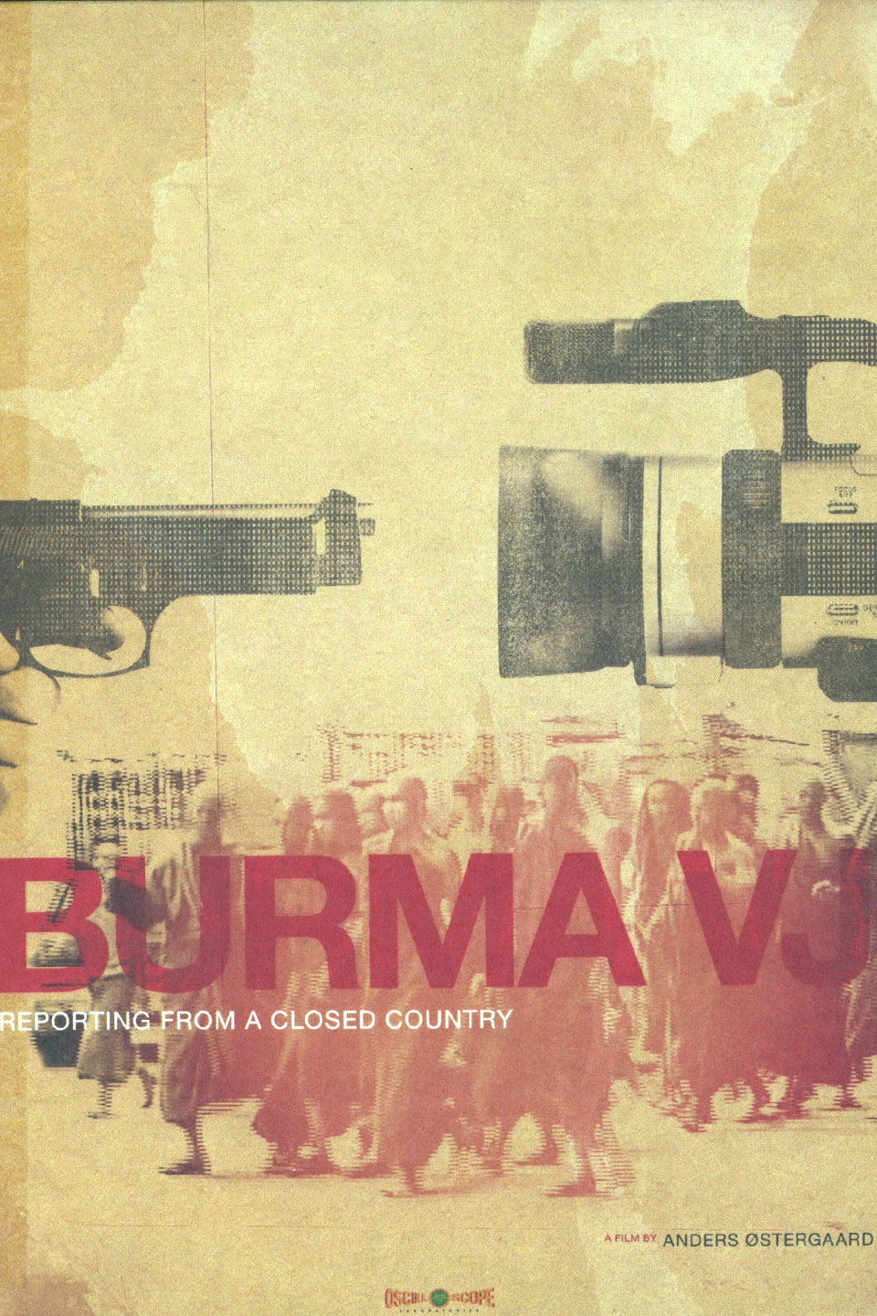 Burma vj   reporting from a closed country
