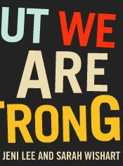 But we are strong