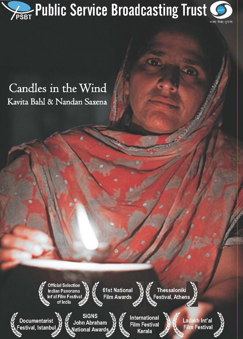 Candles in the wind