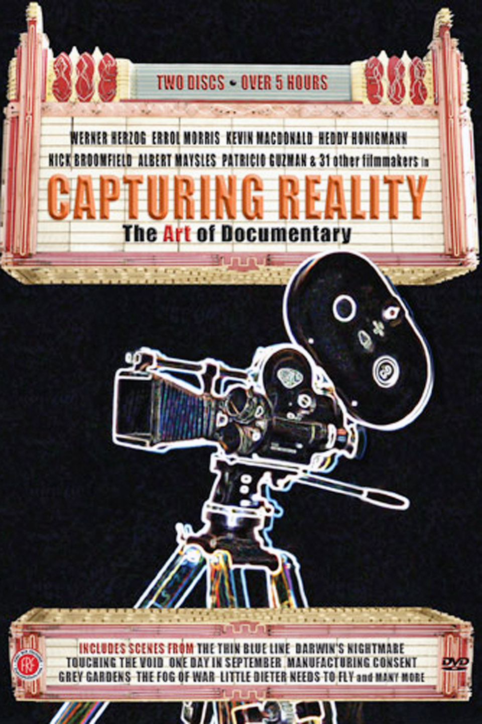 Capturing reality the art of documentary