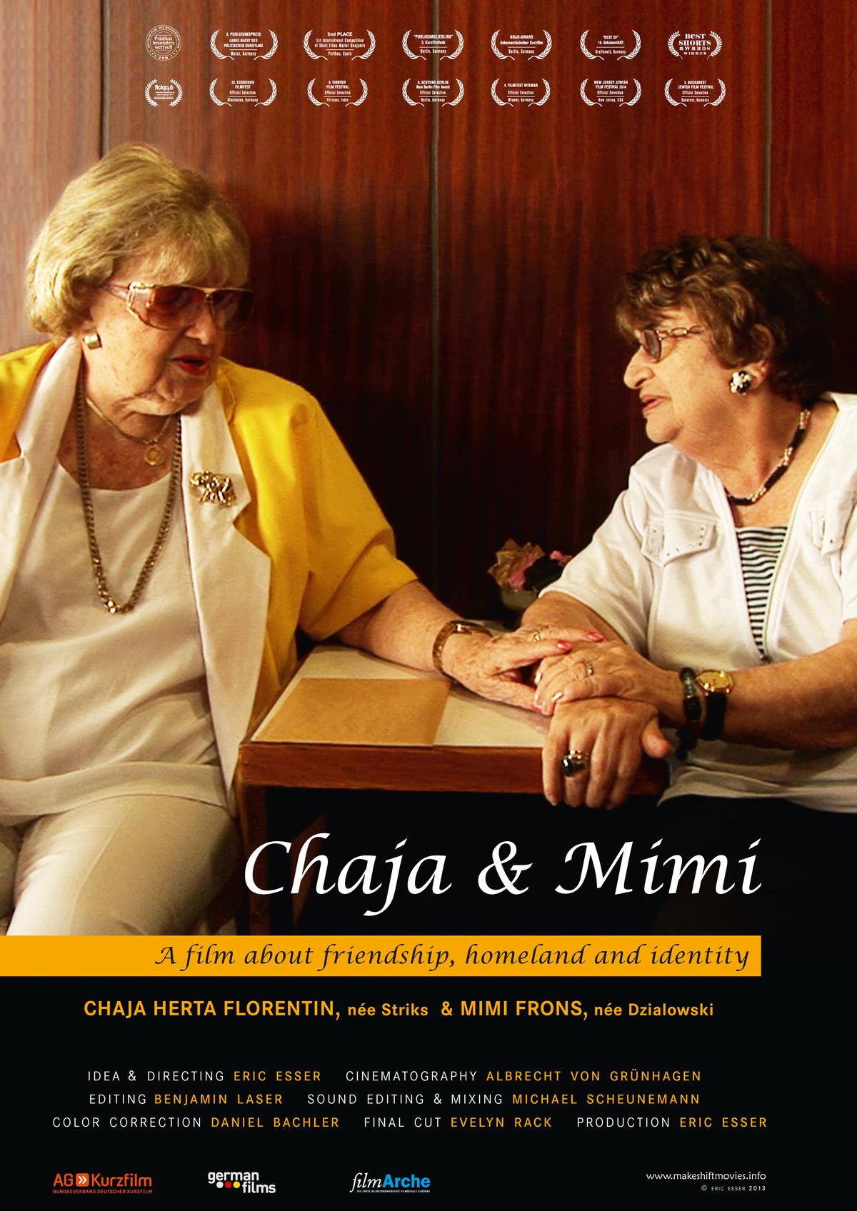 Chaja and mimi