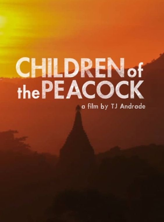 Children of the peacock
