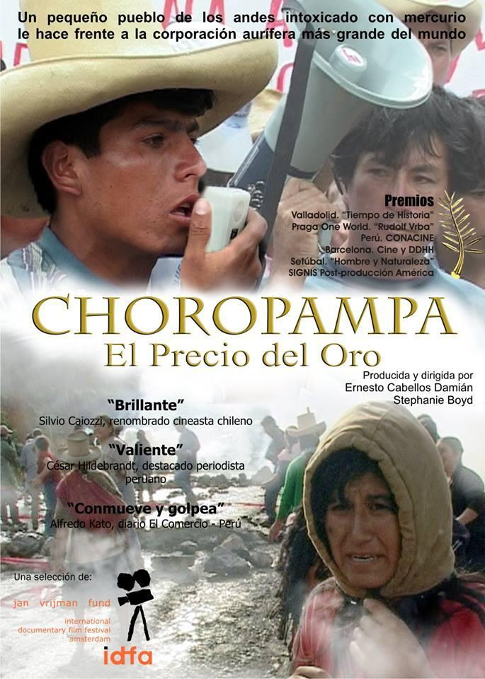 Choropampa the price of gold