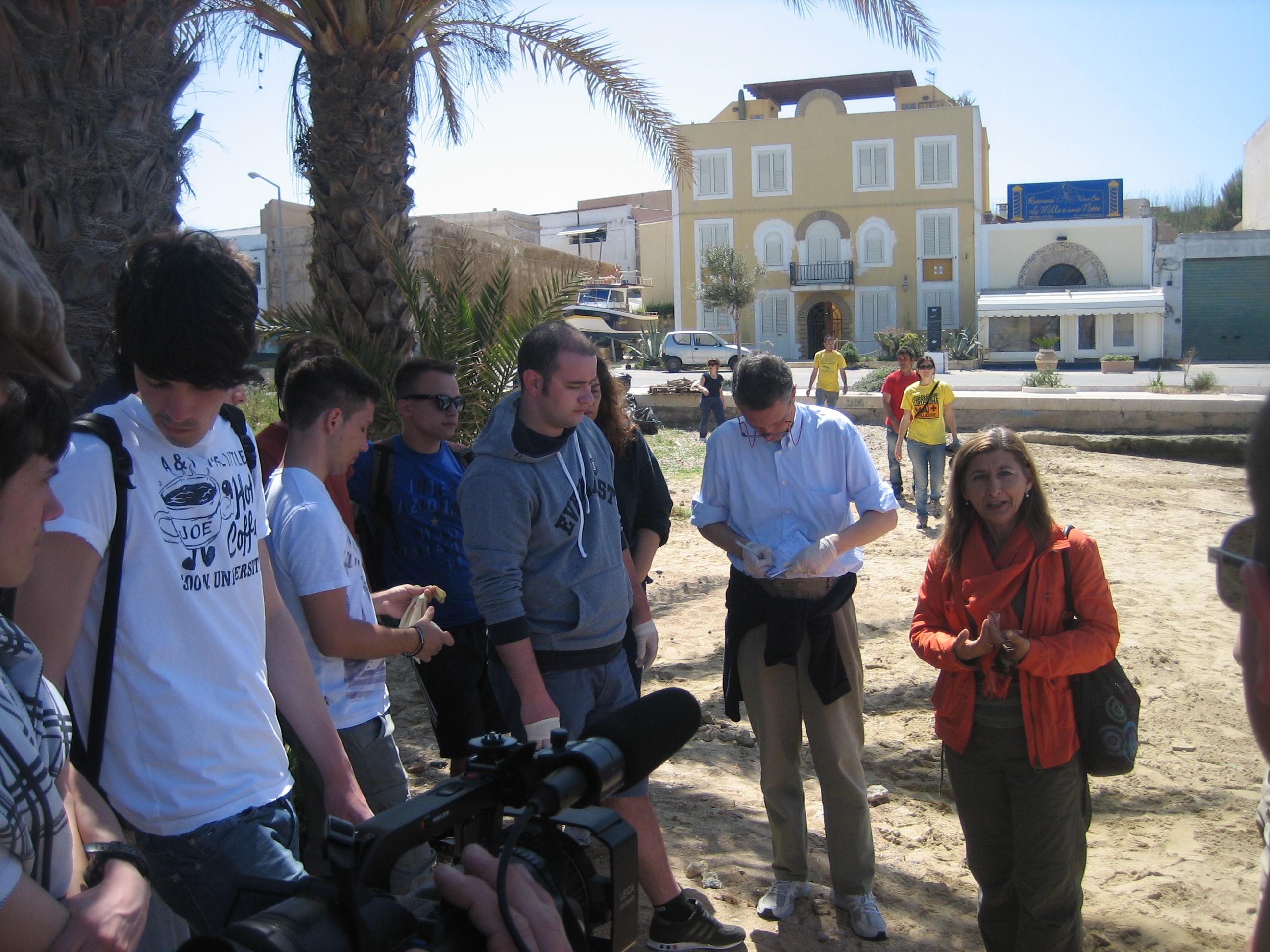 Lampedusa safe landing