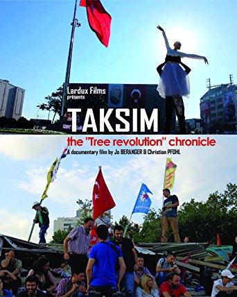 Taksim the tree revolution chronicle