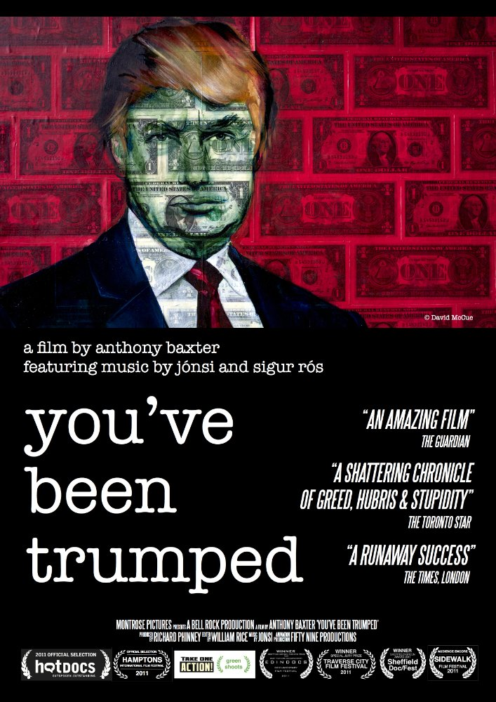 You ve been trumped